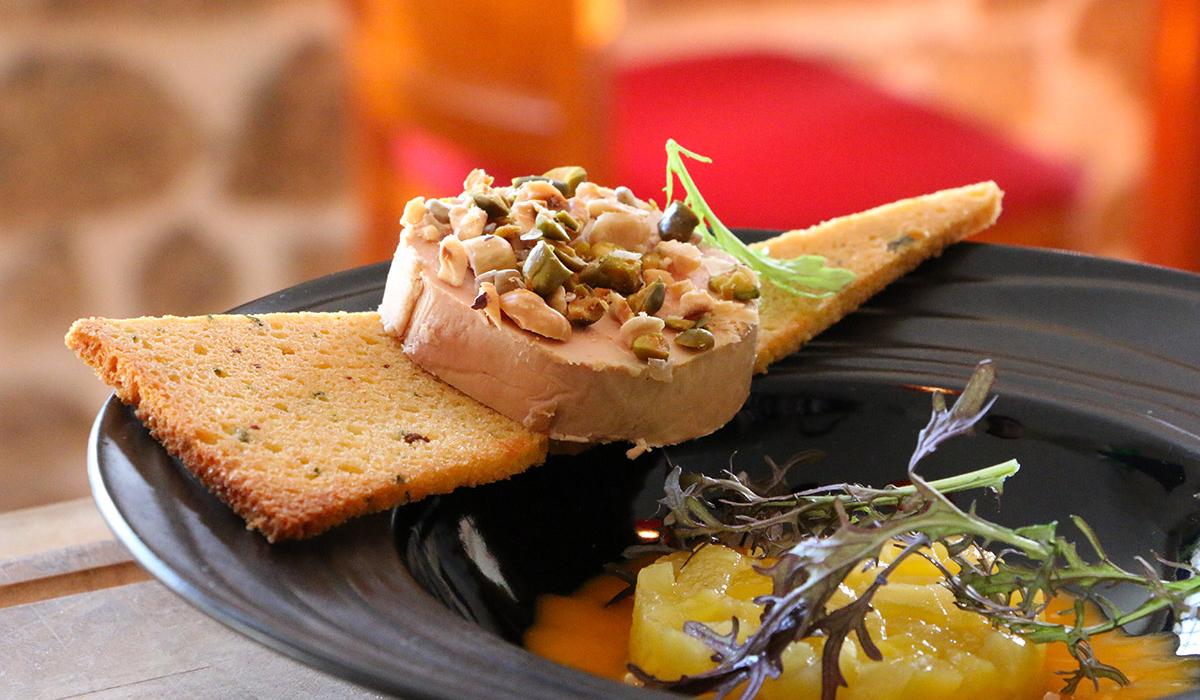 L'astuce du Billot : le Foie gras